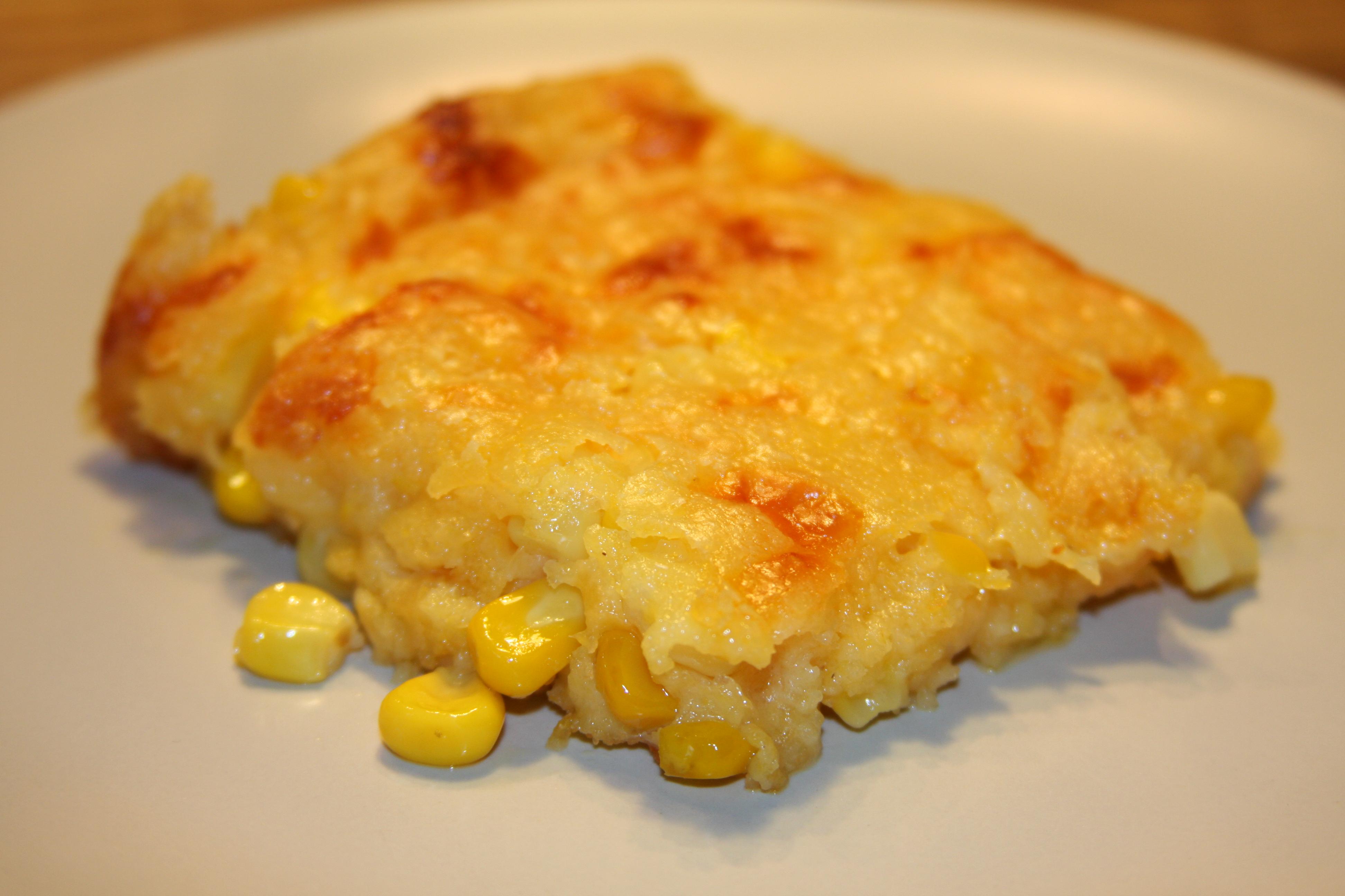 Corn Casserole | OhMyGoodyGoodness