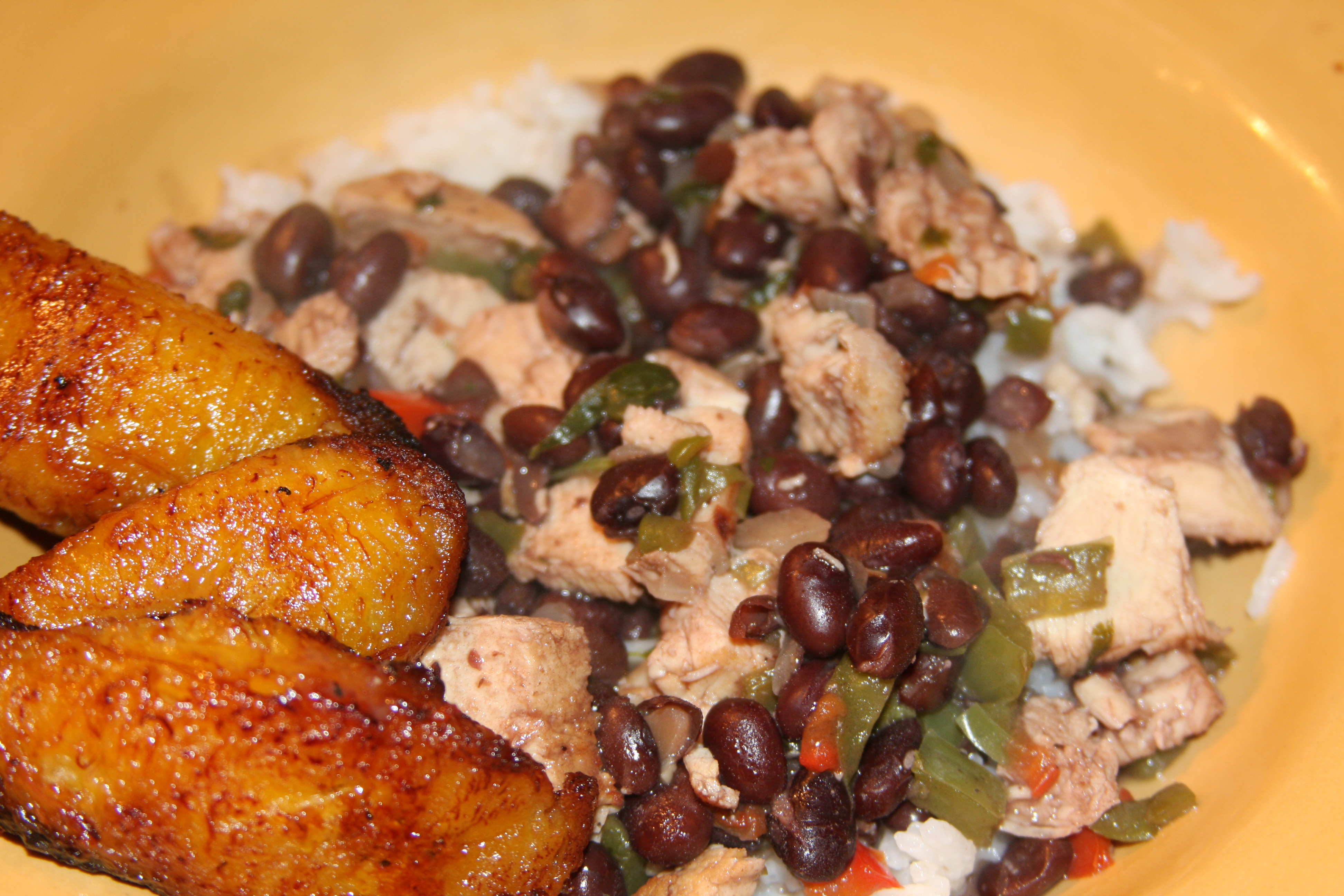 rice healthy black beans that black beans and rice jamie spanish rice ...